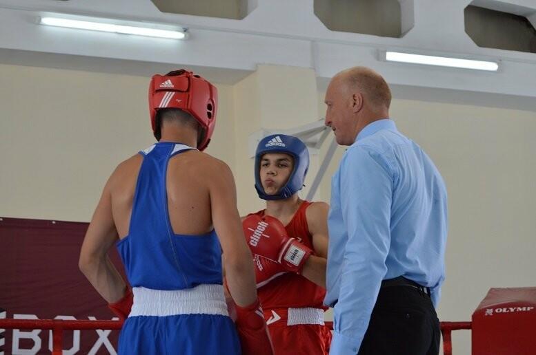 Фотообзор: «Державинский ринг» в Тамбове, фото-3