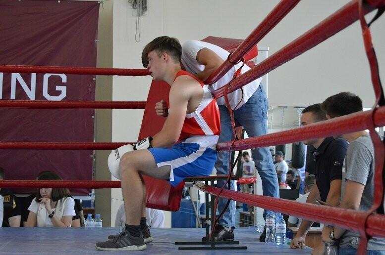 Фотообзор: «Державинский ринг» в Тамбове, фото-7