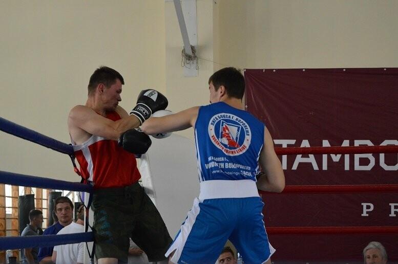 Фотообзор: «Державинский ринг» в Тамбове, фото-11