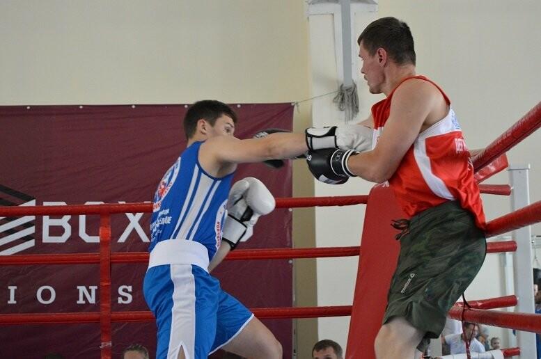 Фотообзор: «Державинский ринг» в Тамбове, фото-12