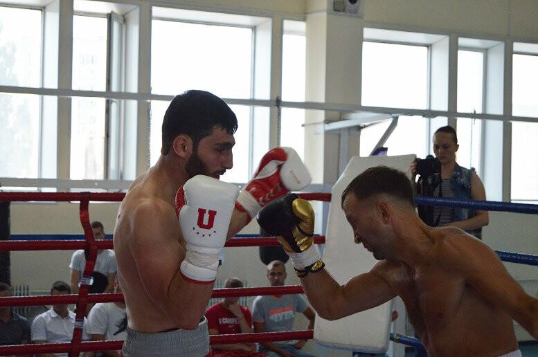 Фотообзор: «Державинский ринг» в Тамбове, фото-20