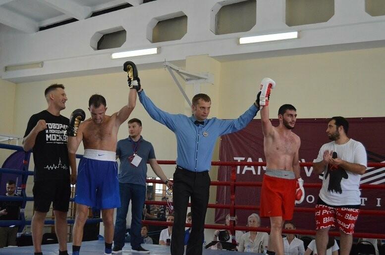 Фотообзор: «Державинский ринг» в Тамбове, фото-22
