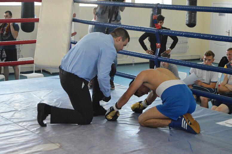Фотообзор: «Державинский ринг» в Тамбове, фото-25