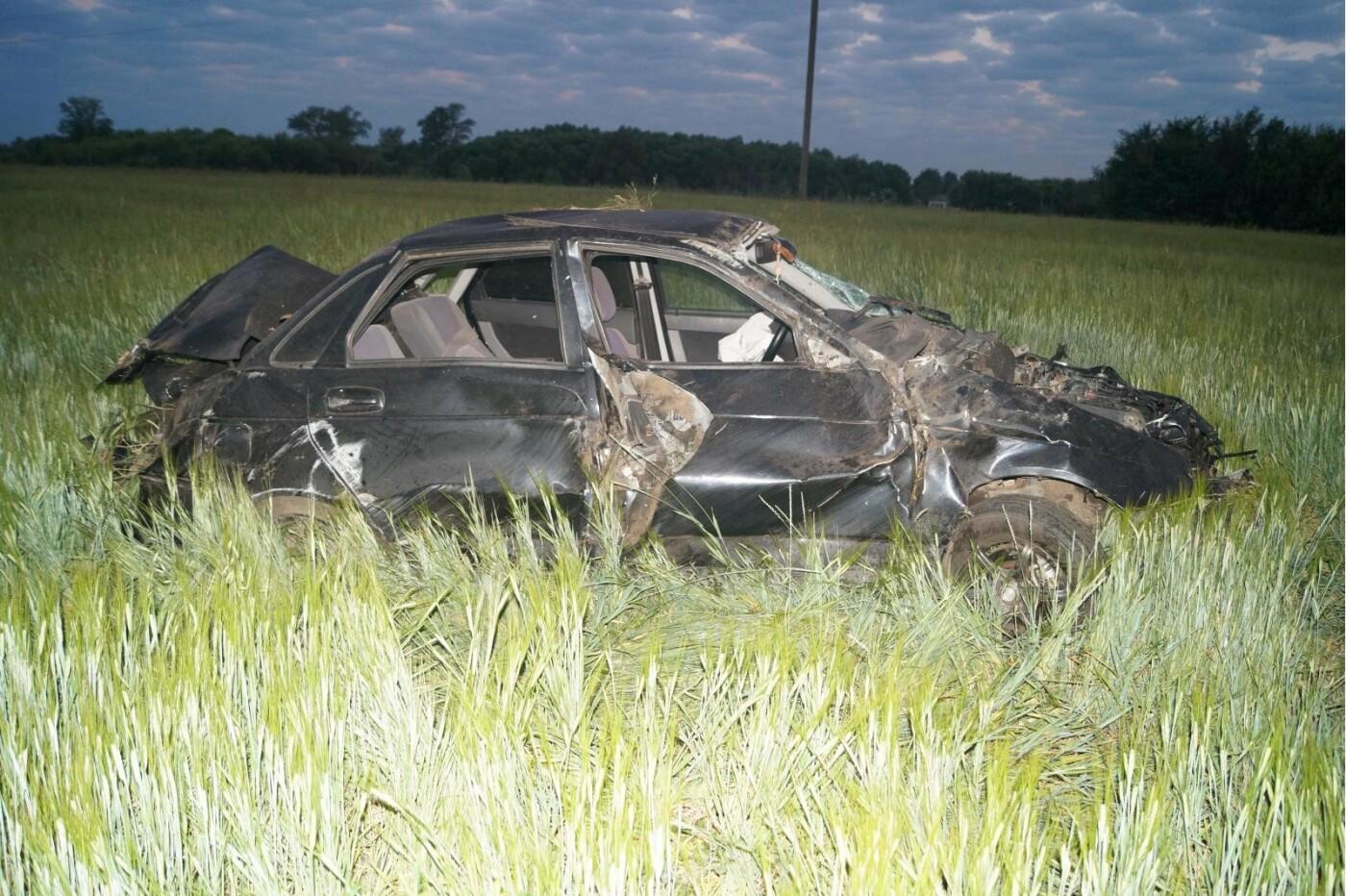 В Тамбовской области за выходные в ДТП погибли два мотоциклиста, фото-1