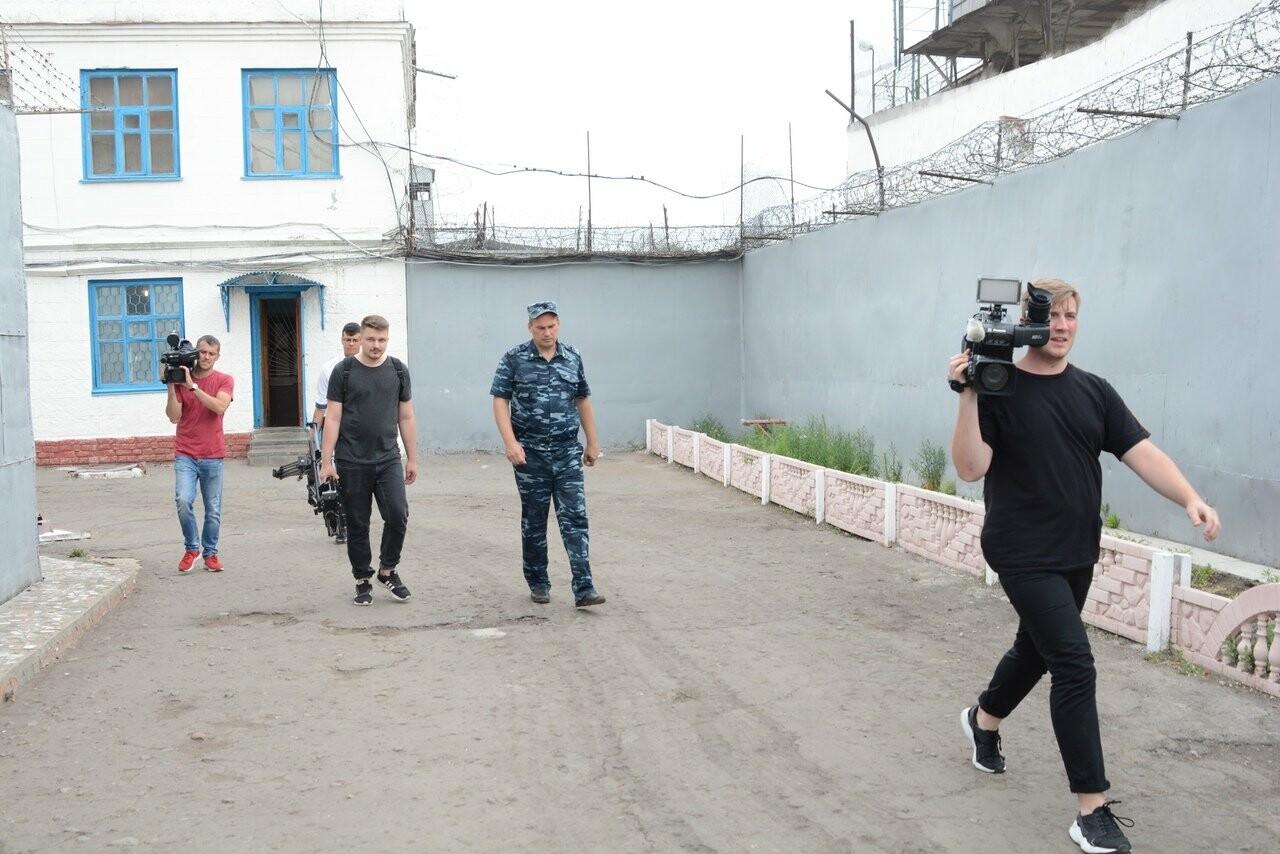 Тамбовские журналисты узнали, чем кормят в исправительной колонии, фото-1
