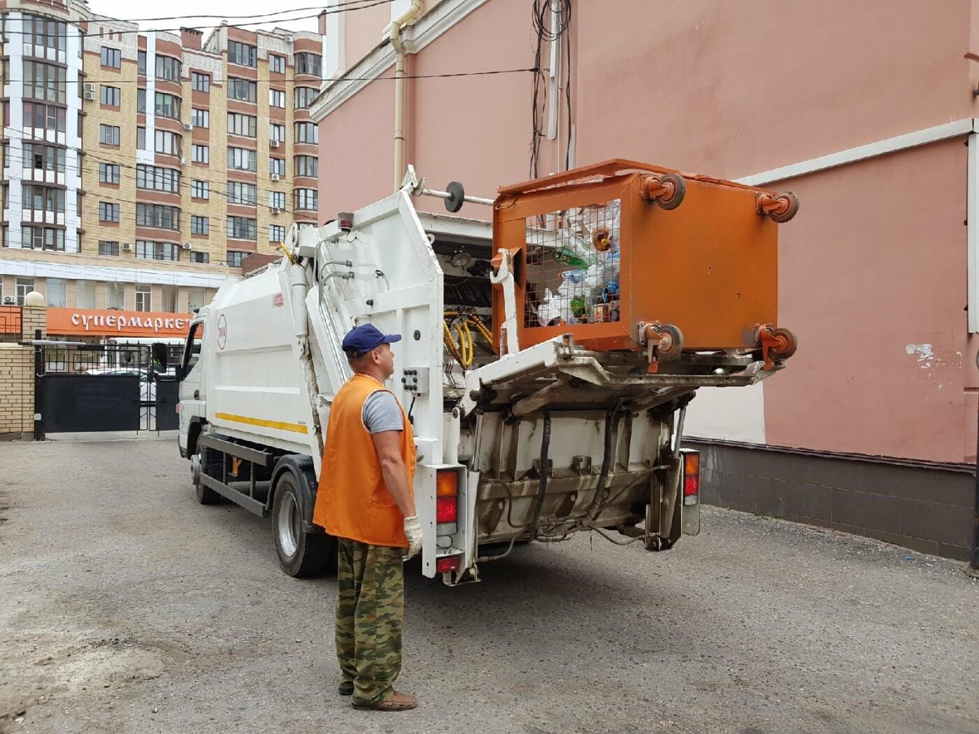 В Тамбове запустили проект по раздельному сбору мусора, фото-3