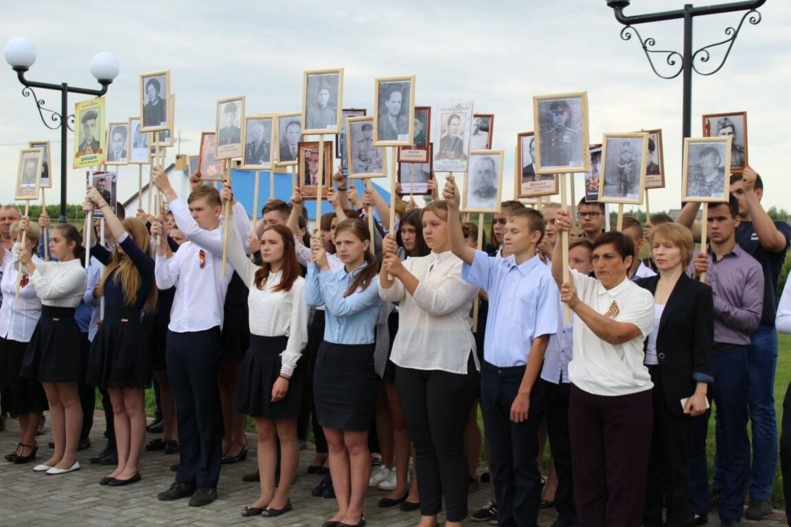 В селе Соколово Кирсановского района открыли новый мемориал, фото-4