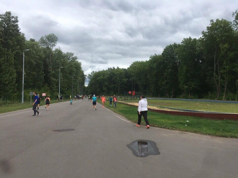 Бег у них в крови: участники паркрана вновь собрались в Парке «Дружба», фото-2