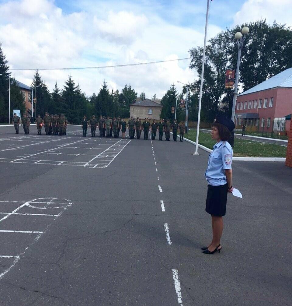 В воинских частях Тамбовского гарнизона провели «День водителя», фото-1