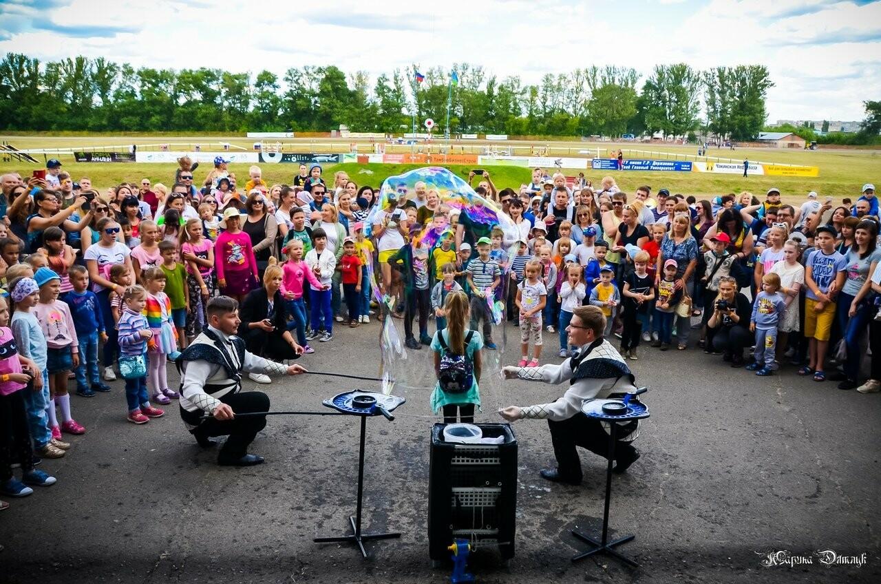 Праздник Орловского коннозаводства провели на Тамбовском ипподроме, фото-13