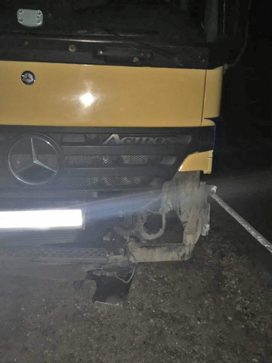 В Тамбовском районе при столкновении фуры и «Лады Гранты» пострадала школьница, фото-2