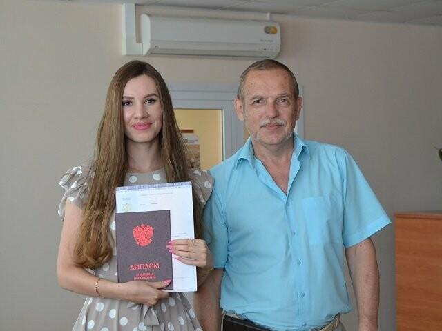В Тамбовском филиале РАНХиГС вручили дипломы выпускникам заочной формы обучения, фото-1