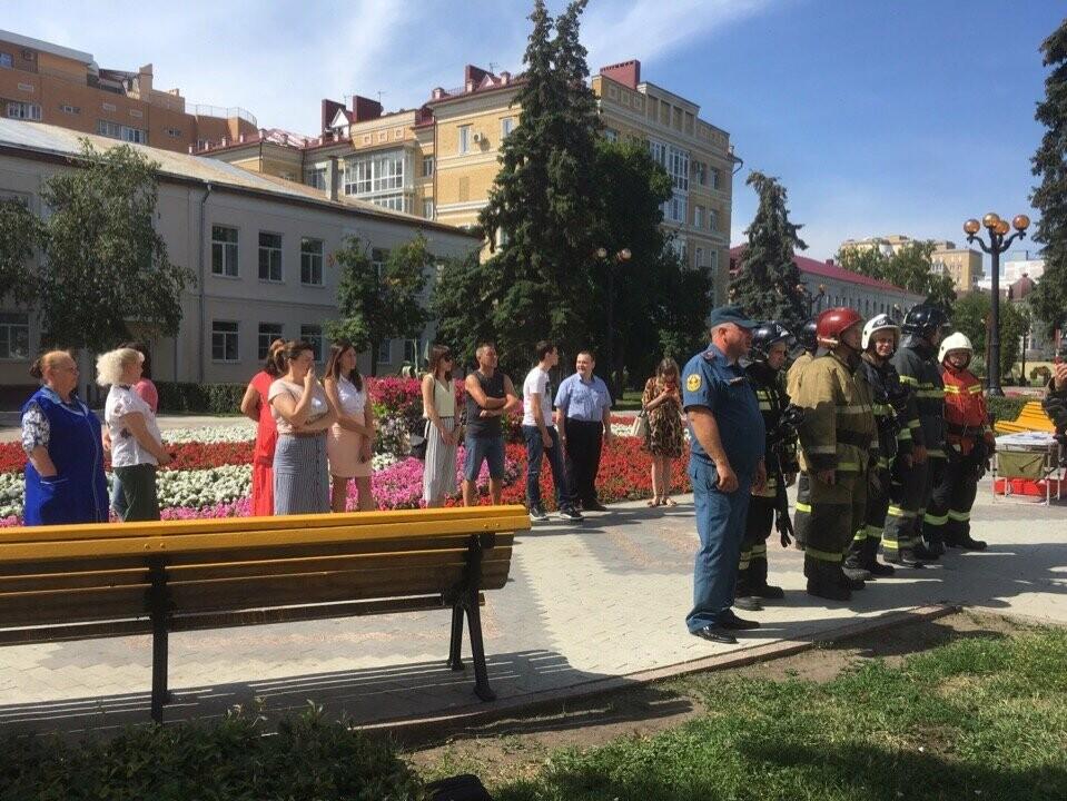 Тамбовский краеведческий музей оказался охвачен огнем, фото-4