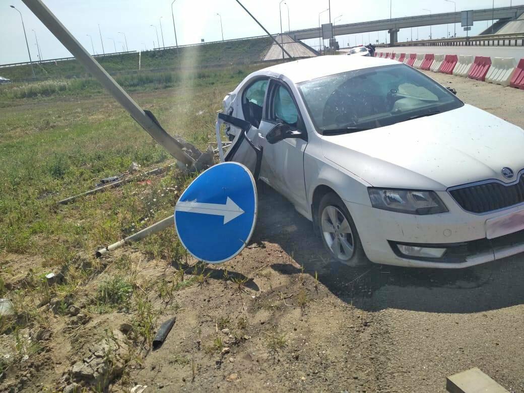 В Тамбовской области на участках дорожных работ произошло сразу два ДТП: четверо пострадали, фото-2
