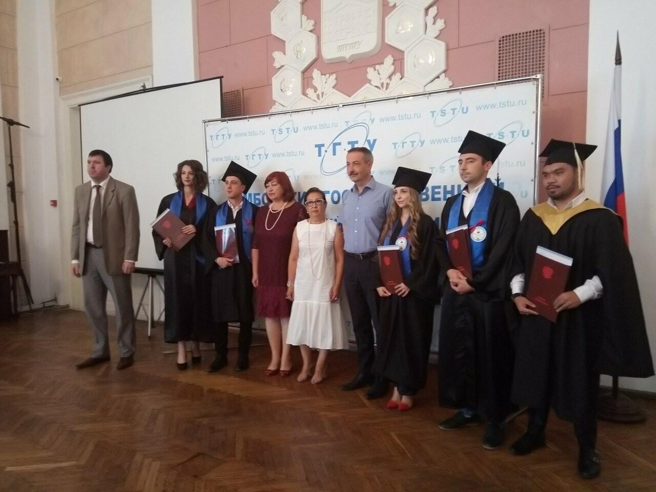 В ТГТУ дипломы магистров получили более 700 человек, фото-1