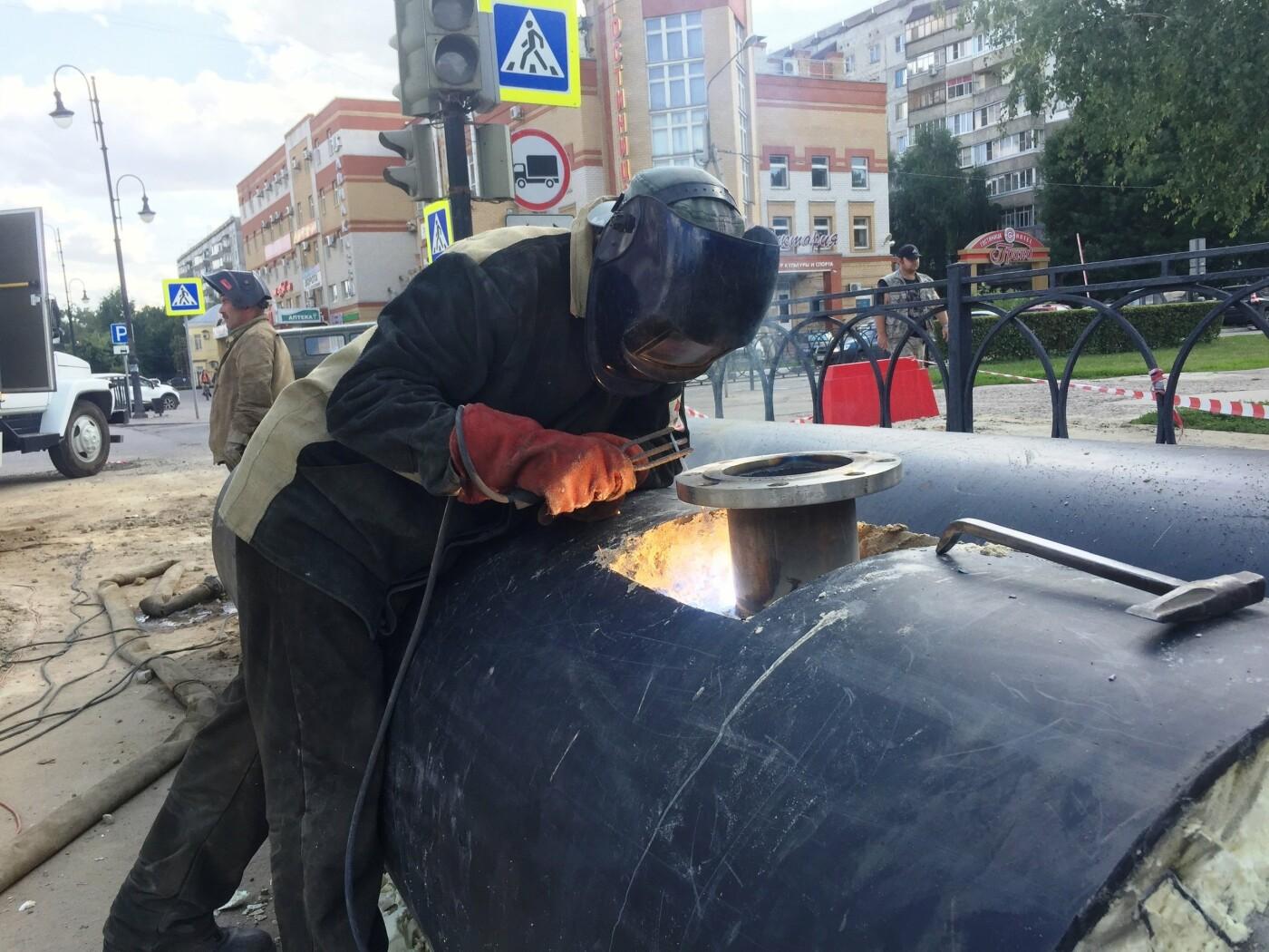 В Тамбове перенесли открытие движения по Карла Маркса, фото-2