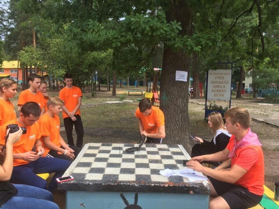 «Зарница» в «Юности»: в детском лагере провели военно-патриотическую игру, фото-2