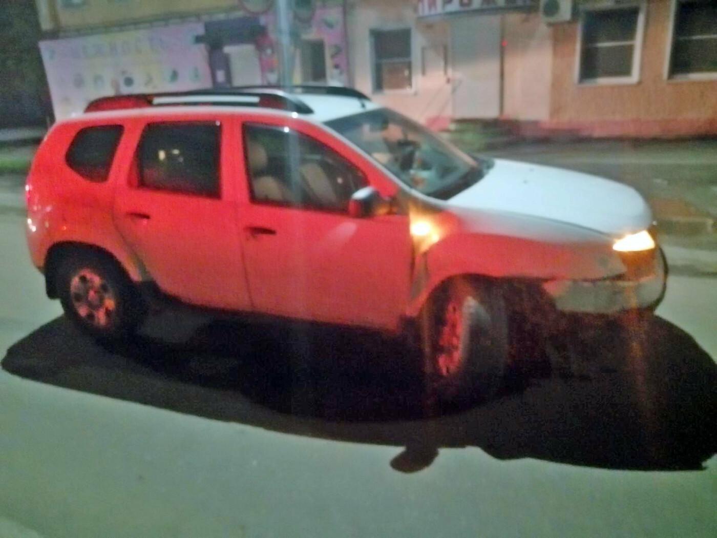 В Моршанске при столкновении иномарок пострадали два человека, фото-1
