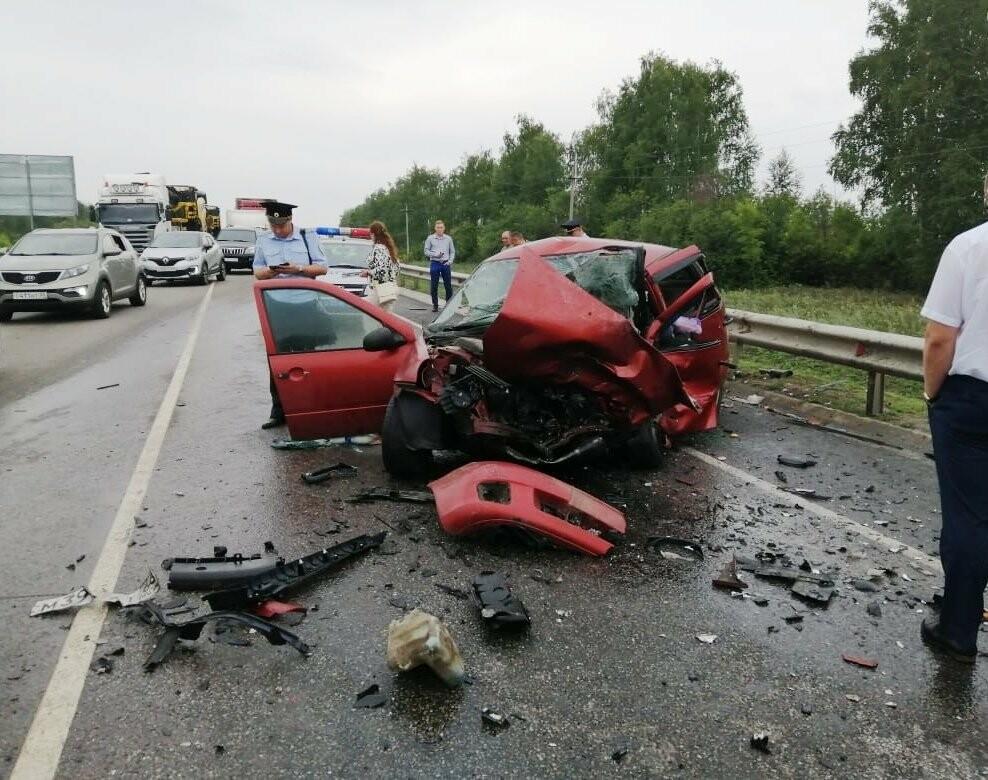 Страшное ДТП на трассе «Тамбов-Воронеж»: погибли три человека, в том числе 5-месячный ребенок, фото-3