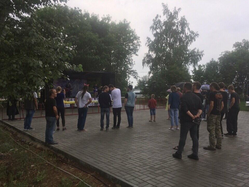 Разогрев перед «Черноземом»: в Покрово-Пригородном отгремел рок-фестиваль «Притамбовье», фото-1