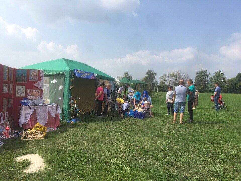 В Староюрьево Тамбовской области провели второй фестиваль «Шушпанская щука», фото-1