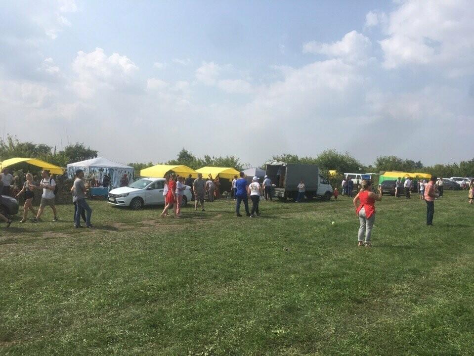 В Староюрьево Тамбовской области провели второй фестиваль «Шушпанская щука», фото-4