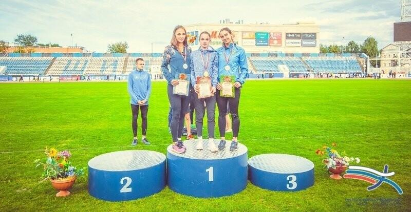 Тамбовские студенты стали призерами турнира Российского студенческого спортивного союза по лёгкой атлетике, фото-1