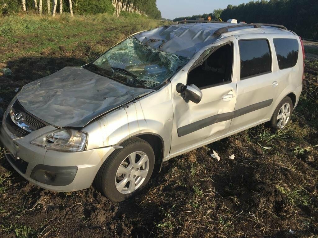 14 человек пострадали в ДТП на дорогах Тамбовской области за выходные, фото-6