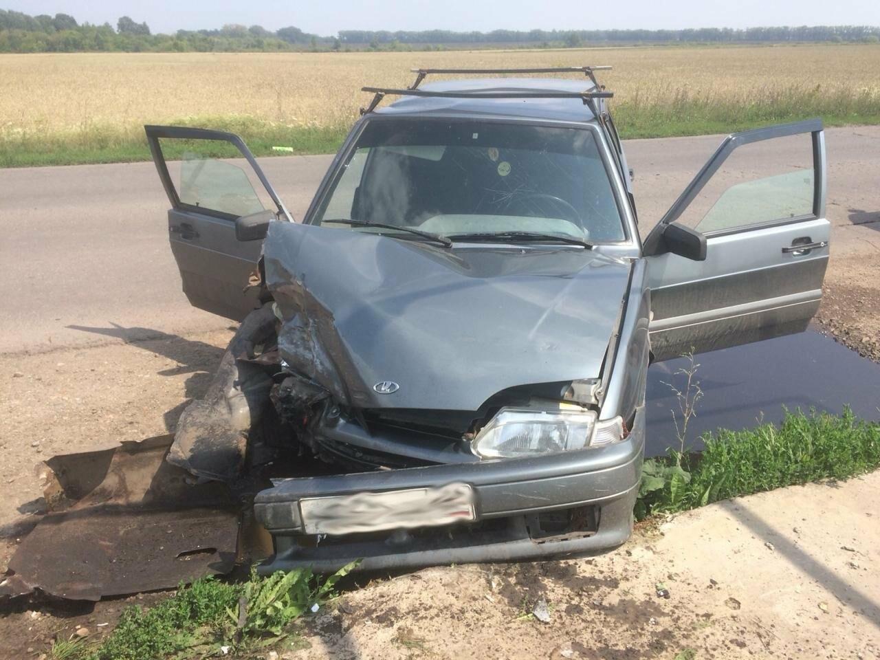 14 человек пострадали в ДТП на дорогах Тамбовской области за выходные, фото-2