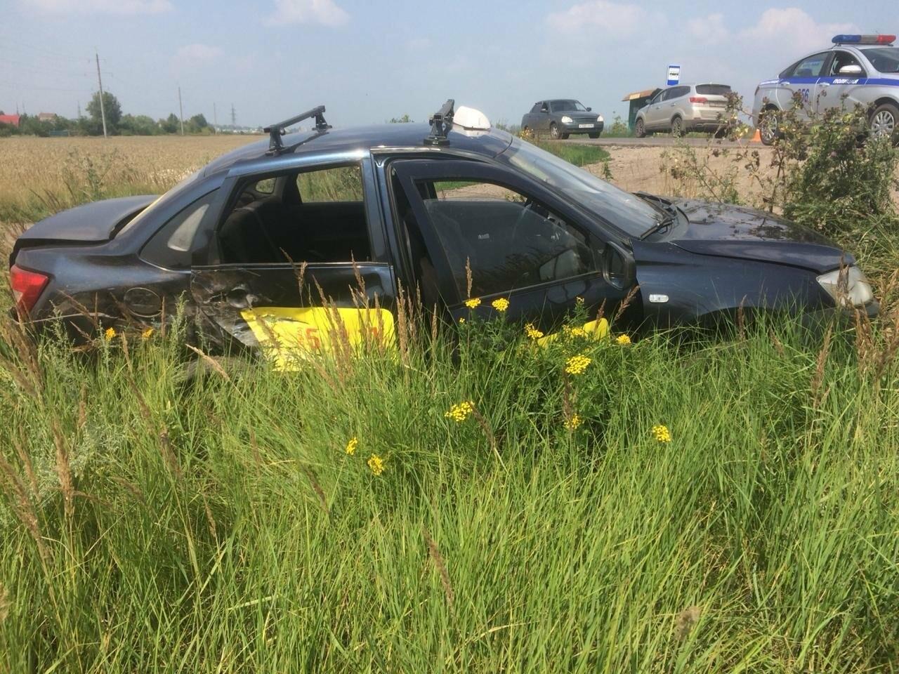 14 человек пострадали в ДТП на дорогах Тамбовской области за выходные, фото-3