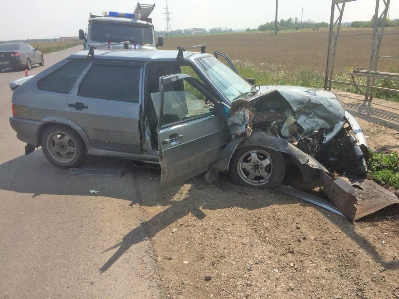14 человек пострадали в ДТП на дорогах Тамбовской области за выходные, фото-1