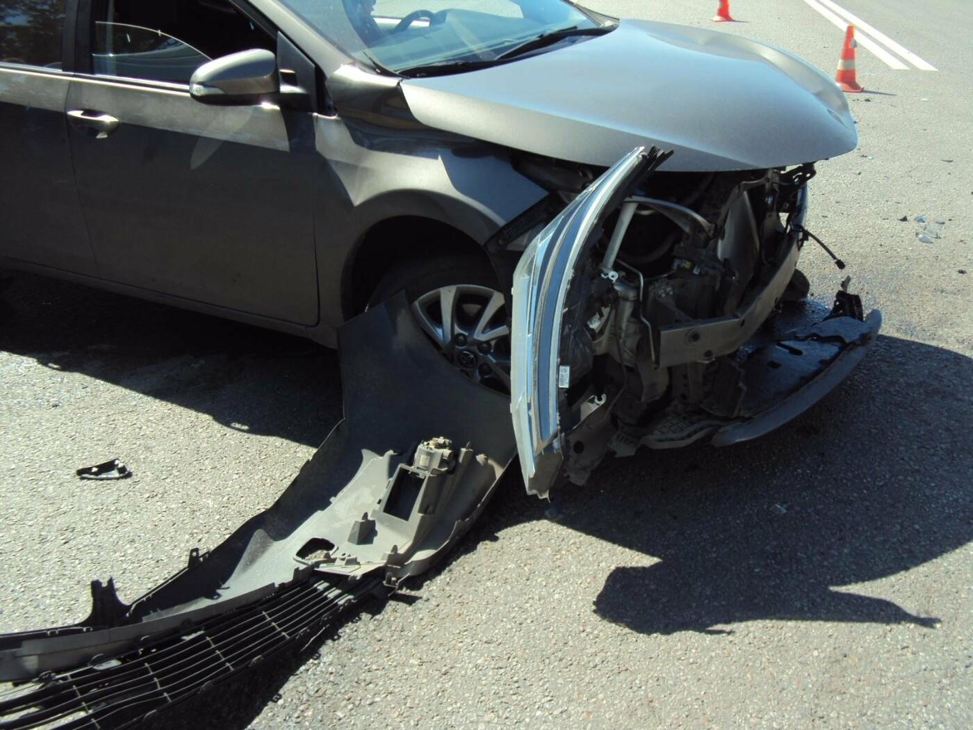 В аварии двух молодых водителей в Тамбове пострадали три человека, фото-2