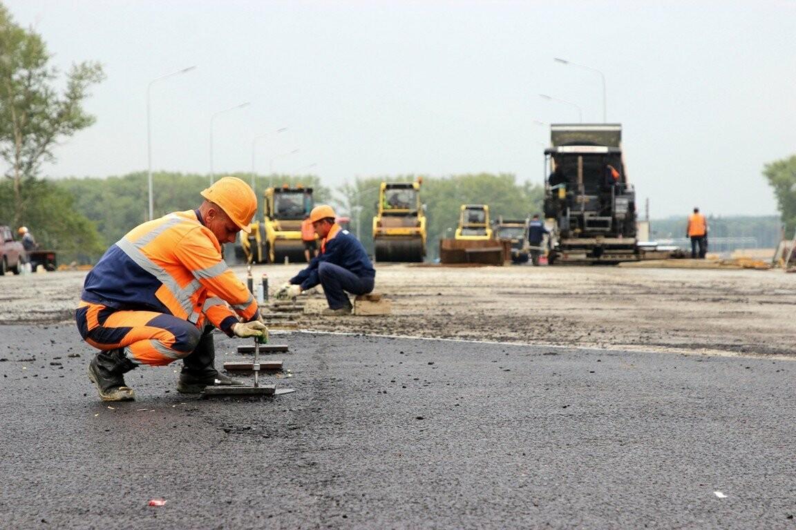 Новую федеральную дорогу в обход села Изосимово в Тамбовской области сдадут в эксплуатацию в конце сентября, фото-1