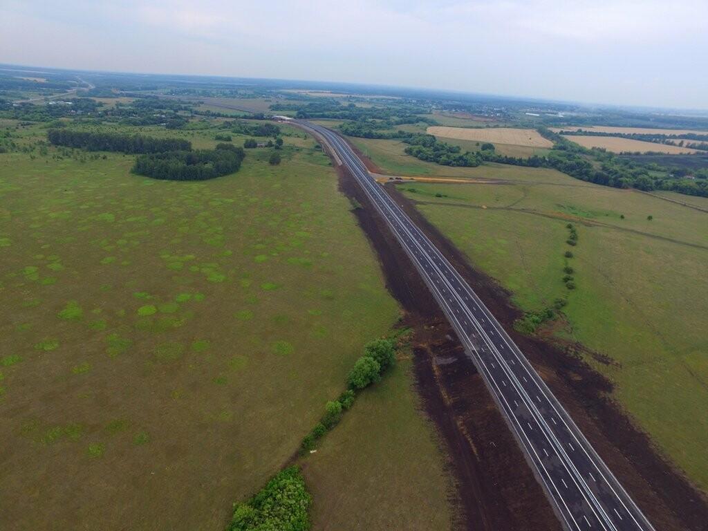Новую федеральную дорогу в обход села Изосимово в Тамбовской области сдадут в эксплуатацию в конце сентября, фото-2