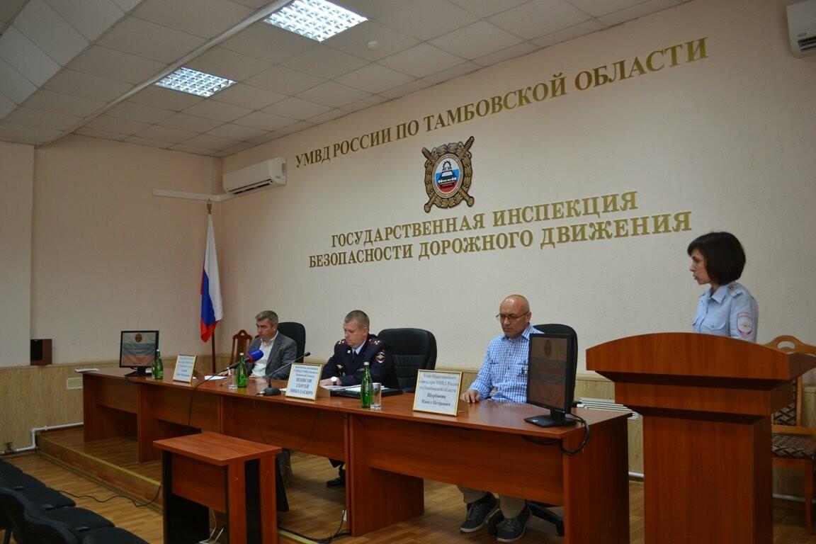 В Тамбовской области стало меньше аварий, но люди гибнут в них чаще, фото-1