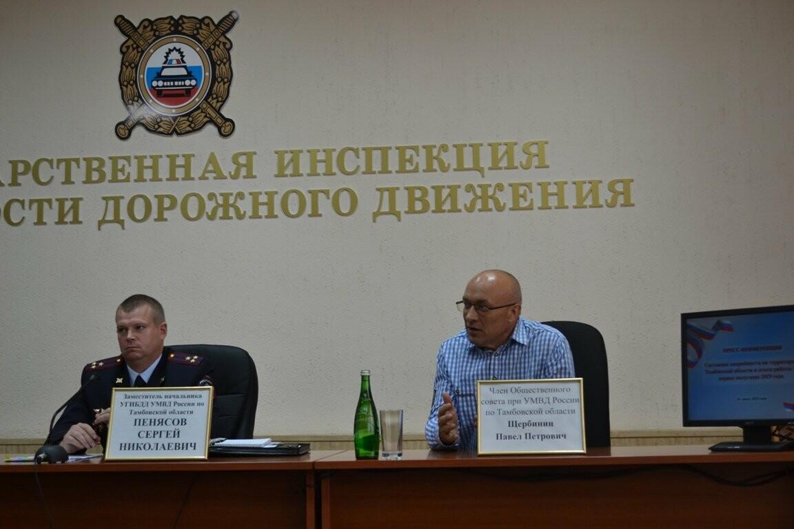 В Тамбовской области стало меньше аварий, но люди гибнут в них чаще, фото-4
