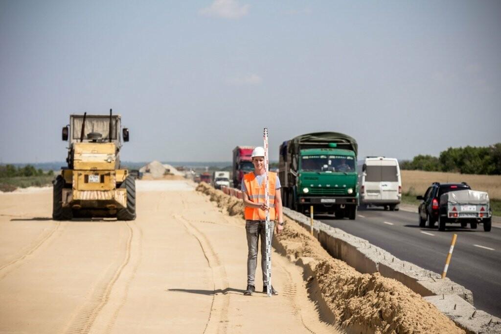 Тамбовские студенты прошли практику на федеральных дорогах, фото-1