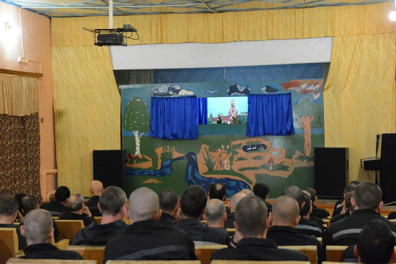 Кукольный театр в тамбовской исправительной колонии: как это?, фото-1