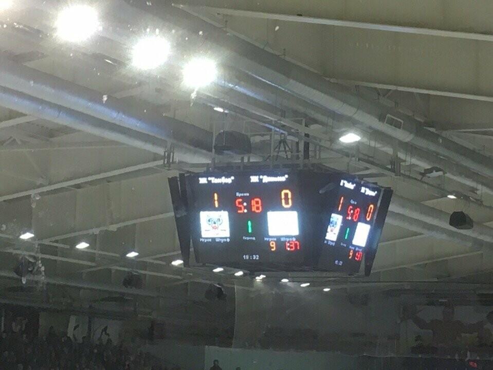 Тамбовские хоккеисты начали борьбу за Кубок губернатора с победы, фото-1