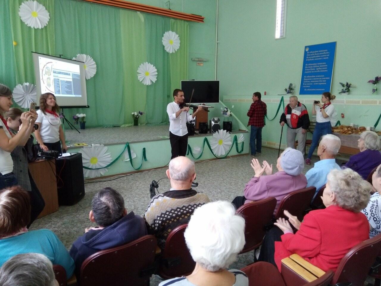 «Лидеры Тамбовщины» устроили праздник для ветеранов, фото-3