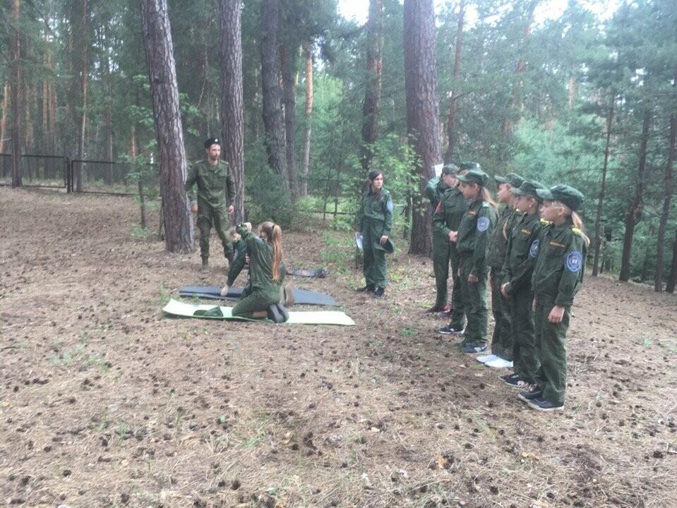 Юные тамбовские казаки поборолись за право называться «лучшими», фото-1