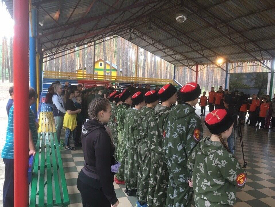 Юные тамбовские казаки поборолись за право называться «лучшими», фото-3