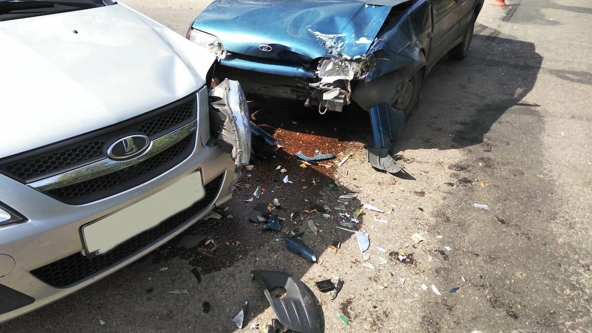 В ДТП на Коммунальной в Тамбове пострадал человек, фото-1