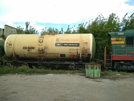 В Тамбове сошел с рельсов грузовой поезд с цистернами: движение на юге города парализовано. ВИДЕО, фото-3
