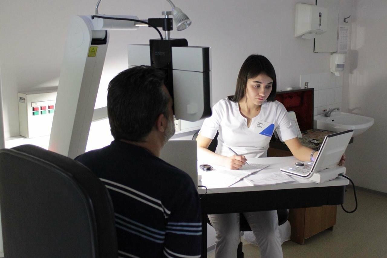 В Тамбовском филиале МНТК «Микрохирургия глаза» провели бесплатную диагностику зрения пациентов, фото-2