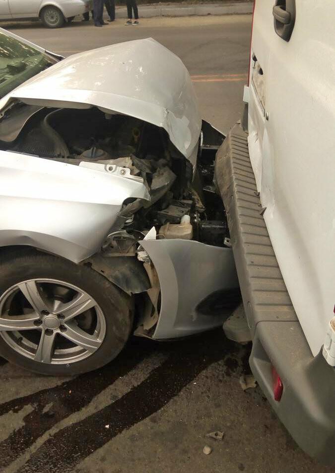 В Тамбове пенсионерка пострадала при падении в маршрутке, фото-1