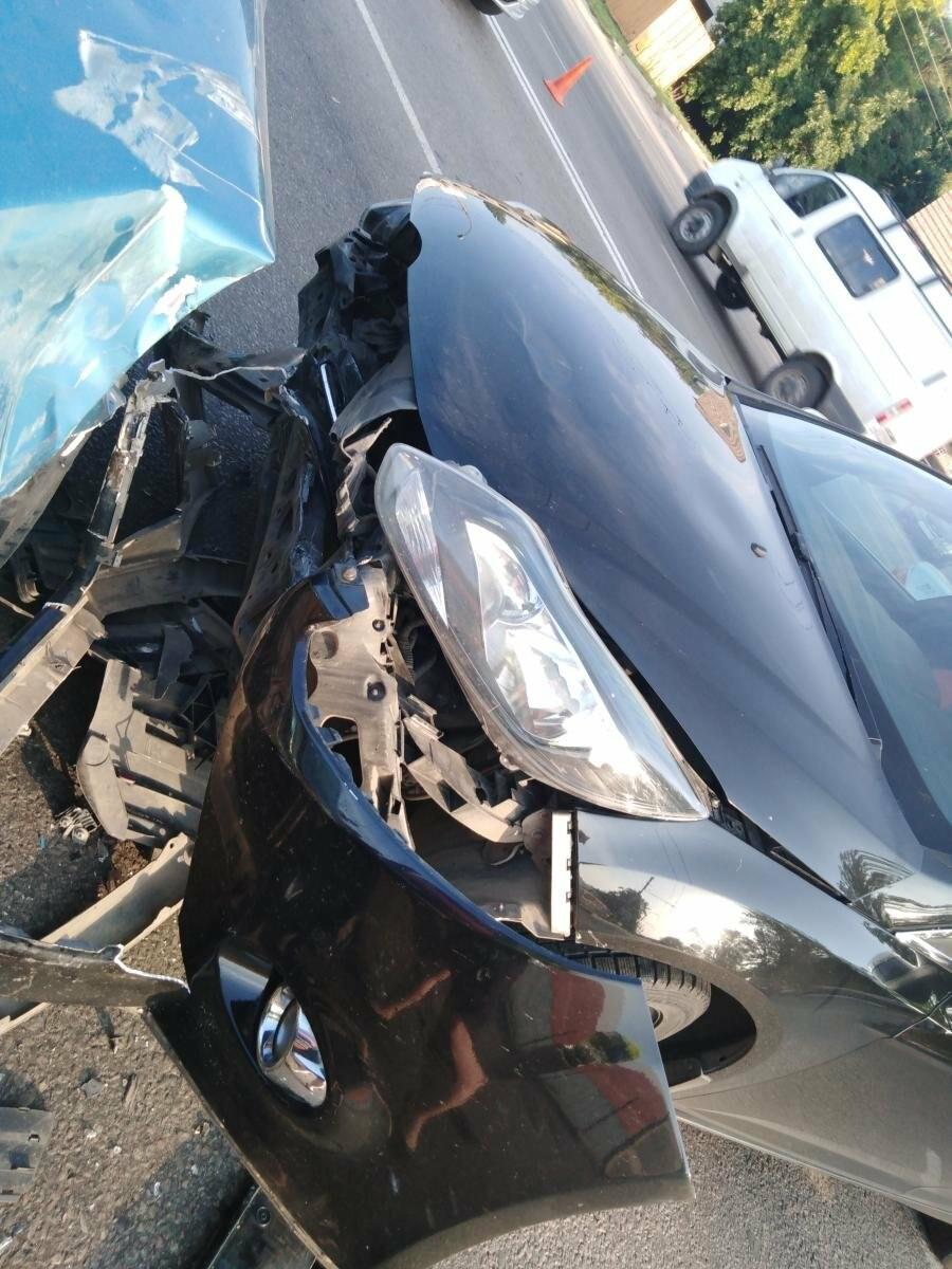 В Тамбове в тройном ДТП пострадал 9-летний ребенок и двое взрослых, фото-2