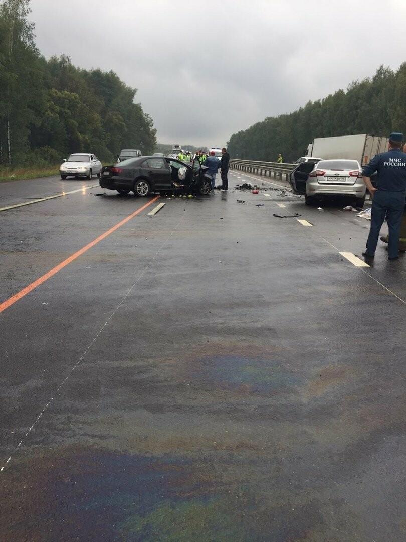 Авария на Р-22 в Тамбовской области унесла жизни трех человек, фото-4