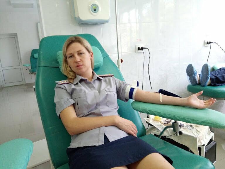 Сотрудники исправительных учреждений Тамбова сдали 15 литров крови, фото-1
