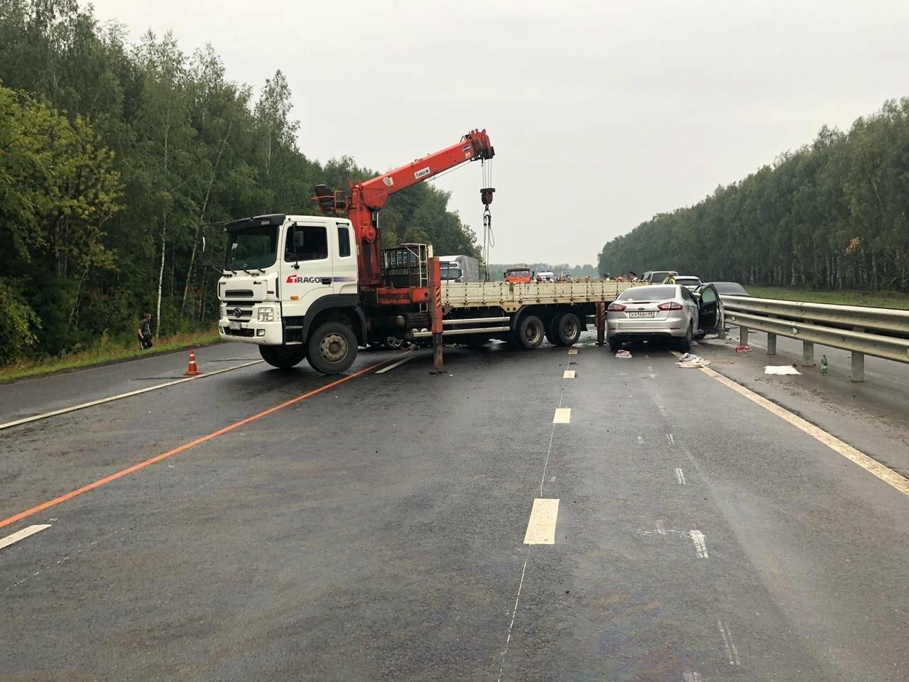 Авария на Р-22 в Тамбовской области унесла жизни трех человек, фото-3